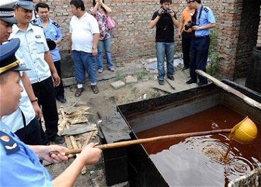 China Pollution Air Water Soil Amp Food Pollution In China
