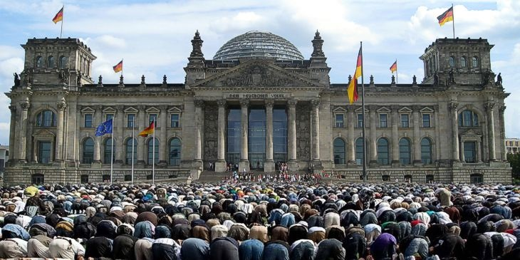 MUSLIMS IN GERMANY — Current Status And Disturbing Trends